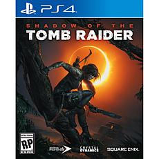 """Shadow of the Tomb Raider"" Game - PS4"