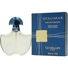 Shalimar by Guerlain EDT Spray for Women 1 oz.