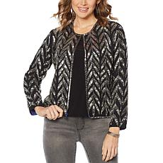 Sheryl Crow Full-Beaded Jacket