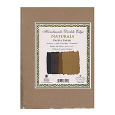 "SHIZEN DESIGN Naturals Pastel Paper 25-Pack 8.5"" x 11"""