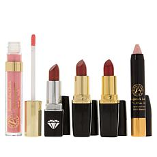 Signature Club A By Adrienne Lip Color Essentials with Organza Bag