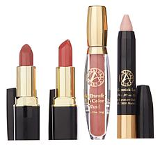 Signature Club A Lock In Gorgeous Lips 4-piece Set