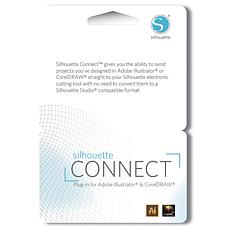 Silhouette America Connect Plugin Download Card