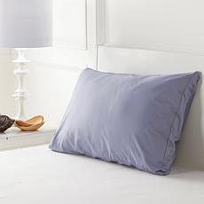 Silver-Infused Kapok-Filled Bed Pillow