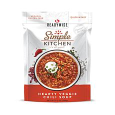 Simple Kitchen Hearty Veggie Chili Soup 6-pack