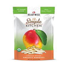 Simple Kitchen Organic Freeze-Dried Mangoes