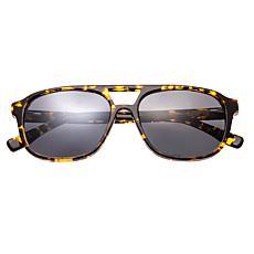 Simplify Torres Polarized Sunglasses w/ Tortoise Frame & Black Lenses