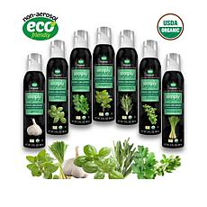 Simply Beyond Spray-On Herbs® Herb Garden 7-pack