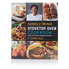 Simply Ming Bake, Broil, Roast and Smoke Cookbook