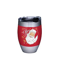 Simply Southern Santa Believe 12 oz Stainless Steel Tumbler with lid