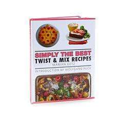 """Simply the Best Twist & Mix Recipes"" Cookbook"