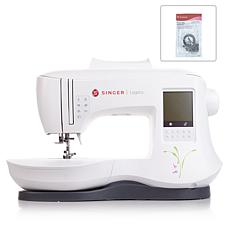 Singer® Legacy C440 Computerized Sewing Machine w/Flower Stitch Foot