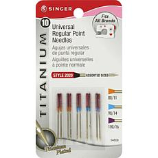 Singer Universal Regular-Point Needles