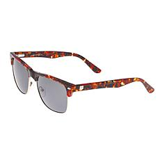 Sixty One Waipio Polarized Sunglasses w/ Tortoise Frame & Black Lenses