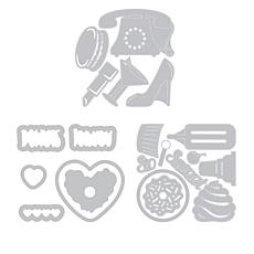 Sizzix® Sweet Treats Die Bundle