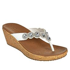 Skechers Beverlee Busy Babe Wedge Sandal