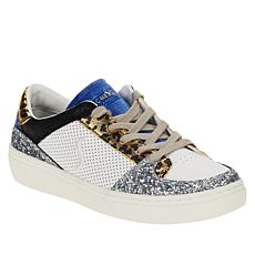 Skechers Goldie Sparkle Safari Lace-Up Sneaker