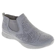 Skechers Seager Rooky Perforated Mid High-Top Loafer