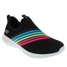 Skechers Ultra Flex Brightful Day Slip-On Sneaker