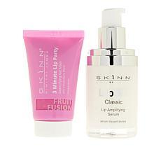Skinn® Cosmetics Lip 6x Classic Serum and 3-Minute Lip Gel Mask Set