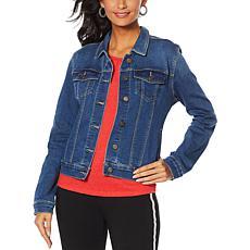 Skinnygirl Classic Jean Jacket - Basic