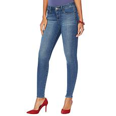 Skinnygirl Empower Stretch Mid-Rise Jean - Basic