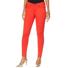 Skinnygirl Empower Stretch Mid-Rise Jean - Fashion