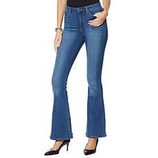 Skinnygirl Julia High-Rise Flare Jean