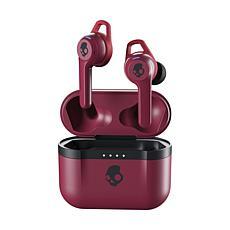 Skullcandy Indy Evo True Wireless Earbuds - Deep Red