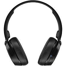 Skullcandy  Riff Wireless On-Ear Headphones with Microphone - Black