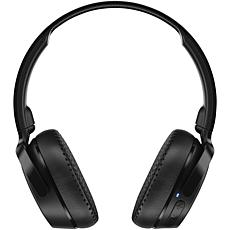 Skullcandy  Riff Wireless On-Ear Headphones with Microphone - Black