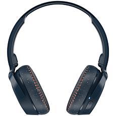 Skullcandy  Riff Wireless On-Ear Headphones with Microphone - Blue