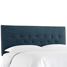 Skyline Furniture Button Headboard - California King