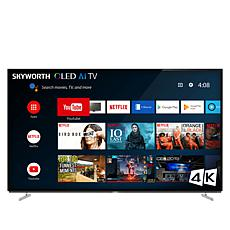 "Skyworth XA8000 OLED Series 65"" 4K Ultra HDR Android Smart TV"