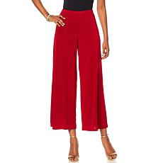 Slinky® Brand 2pk Solid Knit Palazzo Pant
