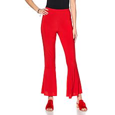 Slinky® Brand Pant with Flounce Fit and Flare Hem