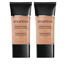 Smashbox 2-pack Photo Finish Foundation Radiance Primer