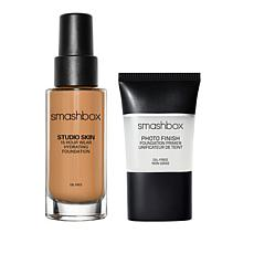 Smashbox Complexion Set Foundation and Primer - Tan
