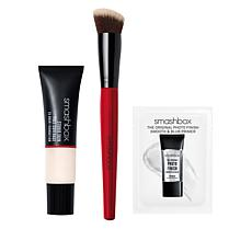 Smashbox Full Coverage Foundation .1 with Primer and Brush