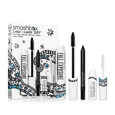 Smashbox Mascara, Lash Primer and Eye Liner Set
