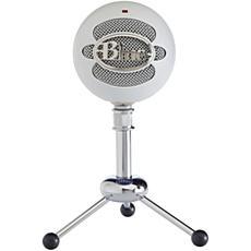 Snowball USB Microphone, White
