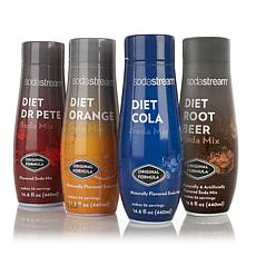SodaStream Diet Classic Sparkling Drink Mix