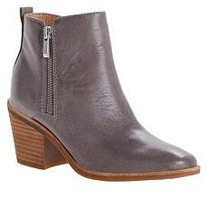 Sofft Canelli Double Zip Leather Bootie