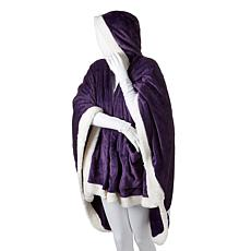 Soft & Cozy Heated Hooded Angel Wrap