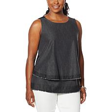 SoftCell by Diane Gilman Easy Tank - Solids