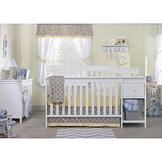 Sorelle Florence 4-in-1 Crib and Changer