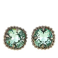 Sorrelli Jewelry Crystal Cushion Stud Earrings