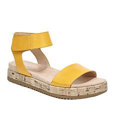 Soul Naturalizer Detail Ankle Strap Platform Sandal