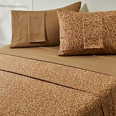 South Street Loft 2-pack Microfiber 4-piece Sheet Sets