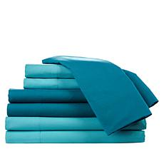 South Street Loft 2-pack Microfiber Solid Twin Sheet Sets